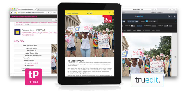 How MEI Took the Human Rights Campaign's Equality Magazine Mobile