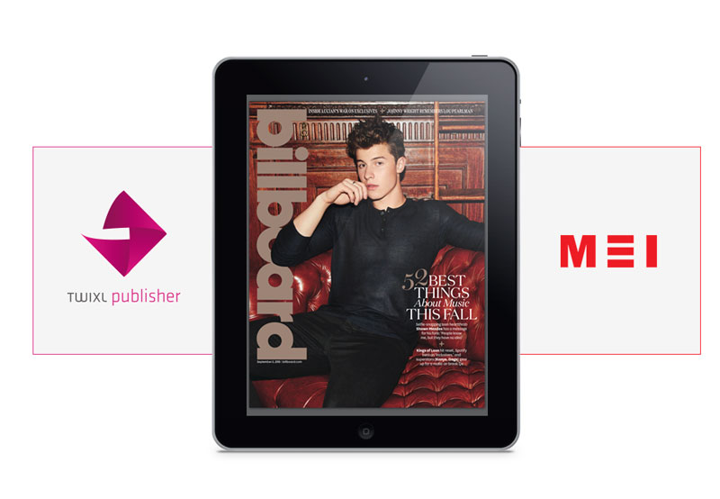 Billboard Magazine mobile app – Twixl-built and on the charts