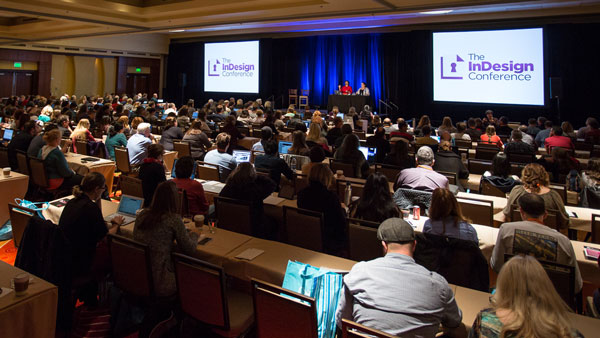 The InDesign Conference in D.C. provides insight into the creative, collaborative process