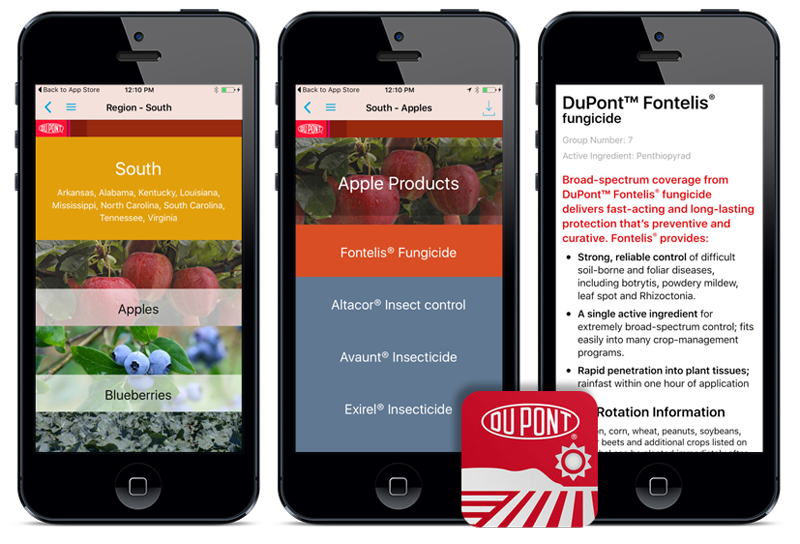 DuPont Evalio FieldPartner US App: Powerful Digital Insights for 21st Century Farmers