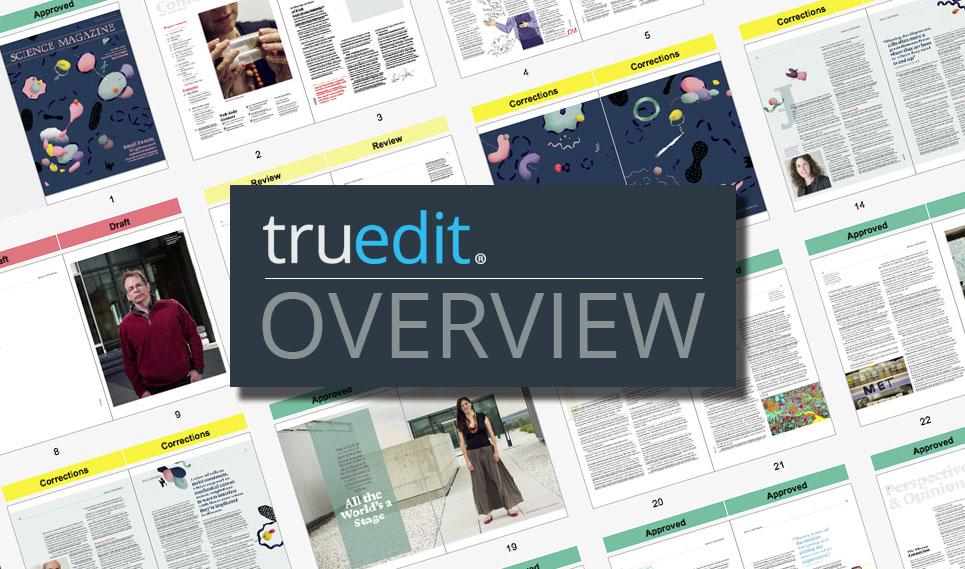 TruEdit Overview