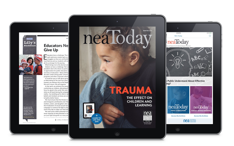 TruEdit and Twixl Power New NEA Today Magazine App