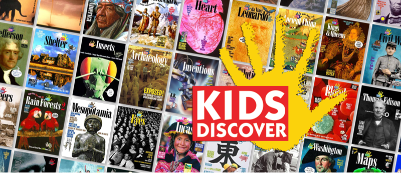 Brobel Design Relies on TruEdit to Create 88 Issues of <i>Kids Discover Magazine</i> in Less Than 10 Months
