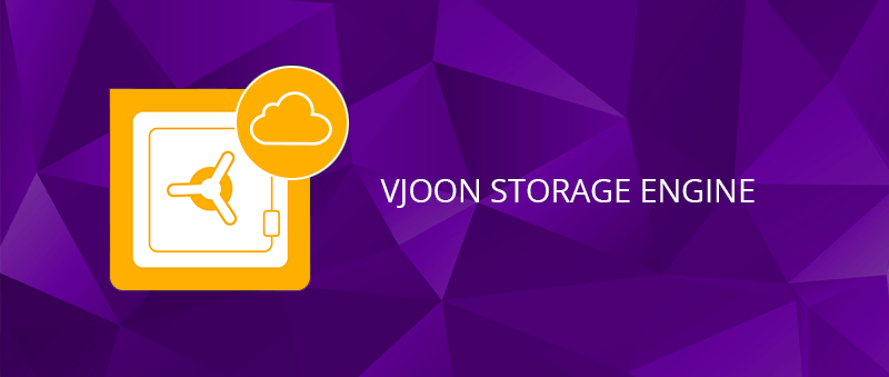 vjoon K4 Storage Engine and Remote Hosting in the Cloud