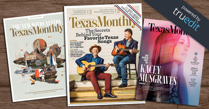 Content and Workflow Management for Texas Monthly